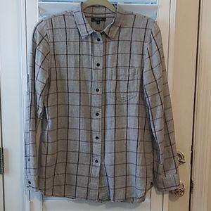 Maxwell Flannel Shirt